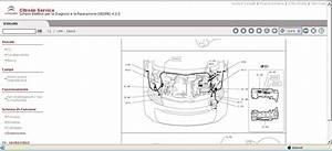 Citroen Workshop Service Manual Ax  Saxo C Zero C1 C2 Ds3