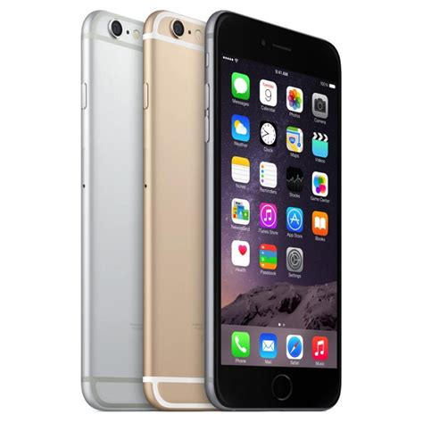 silver iphone 6 plus iphone 6 plus 16gb silver