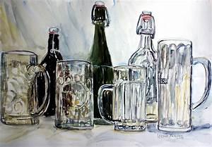 Bilder Auf Glas Gedruckt : flaschen und gl ser foto bild kunstfotografie kultur gem lde skulpturen gem lde und ~ Indierocktalk.com Haus und Dekorationen