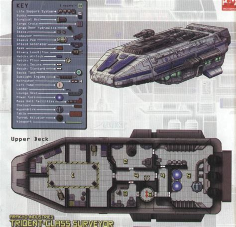 starship deck plan creator trident class surveyor ship wookieepedia the wars wiki