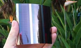 This Swedish Cleantech Company Wants To Mass Produce Printable Organic Solar Cells…
