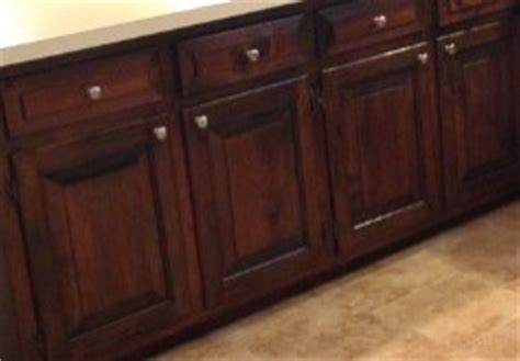 big kitchen cabinets can i stain pine cabinets darker 1648
