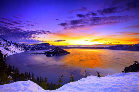 Widescreen Background by Winter Sunset Wallpapers Wallpaper Cave