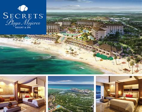 AMResorts Opens Secrets Playa Mujeres Golf & Spa Resort in Mexico   Caribbean News Digital