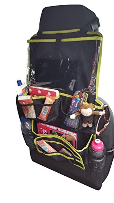 jouet pour siege auto organiseur de banquette arrière support pour tablette