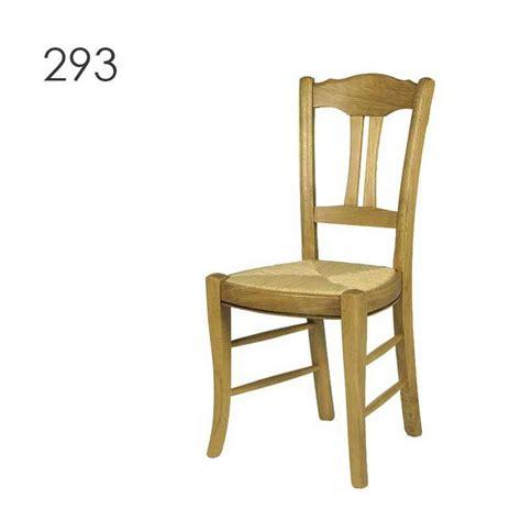 chaise en chene chaise de salle à manger en bois rustique en chêne 4