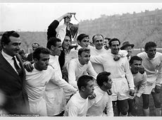Football's golden years The magic of Real Madrid From