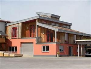 Außenputz Ausbessern Womit : haus mit einem etwas anderem dachaufbau ~ Michelbontemps.com Haus und Dekorationen