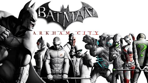 Batman Arkham City Game Guide List Of Characters And