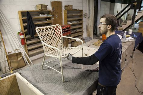 can you repair mesh patio chairs the southern company