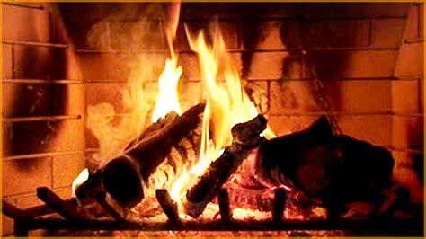 burning fireplace 3 hours relaxing crackling