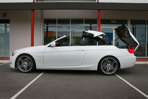 Bmw 335i Convertible by Bmw 3 Series Convertible Review Caradvice