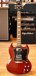 Gibson Sg Standard 2008 Cherry Price Guide