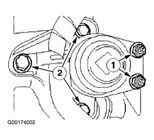 1998 Ford Contour Serpentine Belt Routing And Timing Belt