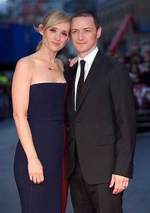 James McAvoy discusses life post-split from wife Anne ...