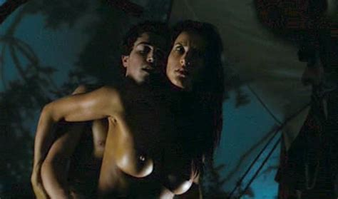 America Olivo Nude Sex Scene In Friday The 13th Movie