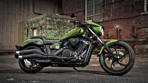 Yamaha Stryker Bullet Cowl Bike Wallpaper Hd