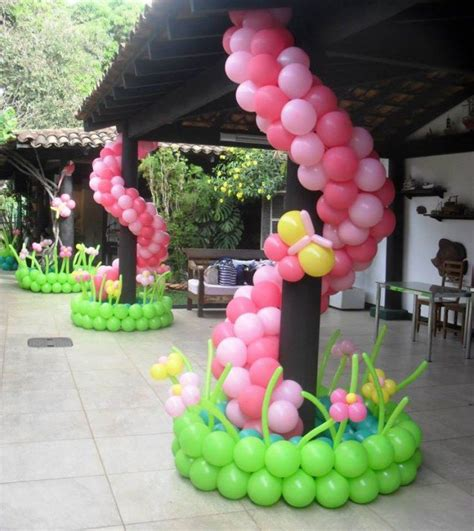 Decorating Ideas With Balloons by 16 Fabulous Balloon Decorations You Can Get Ideas From For