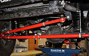 Project JK Best Custom Jeep Steering Suspension Parts