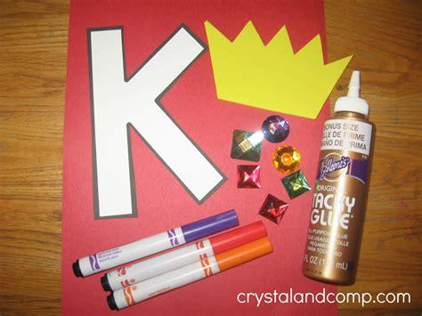 alphabet activities for preschoolers k is for king 471 | K is for King 2 crystalandcomp 1024x768