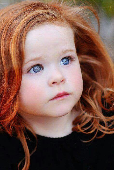 Red Hair And Beautiful Blue Eyes Redheads Pinterest