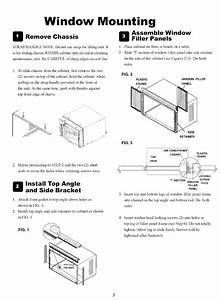 Frigidaire Fas156n1a2 User Manual Air Conditioner Manuals
