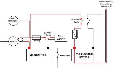 schaltplan verbraucherbatterien robis pinzgauerforum