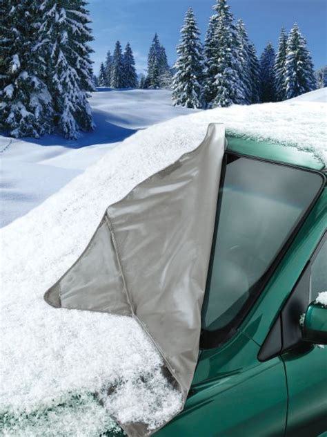 Easiest Suv To Work On by Windshield Snow Cover Easiest Way To Get Snow And