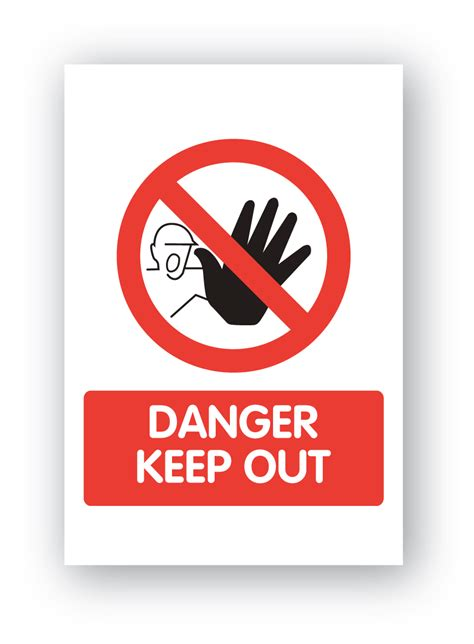 danger   sign xmm