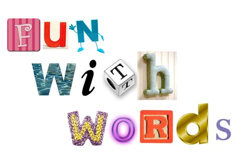 Free Fun Word Cliparts, Download Free Clip Art, Free Clip Art On Clipart Library