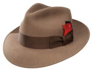 Stetson Crushable Wool Hat