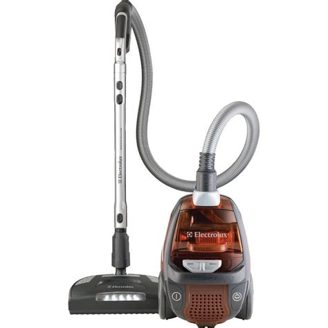 Best Bagless Vacuum by Best Electrolux Ultra Active Bagless Canister Vacuum