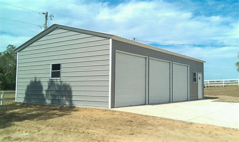 Enclosed Car Ports by Enclosed Garage Customization Options Wholesale Direct