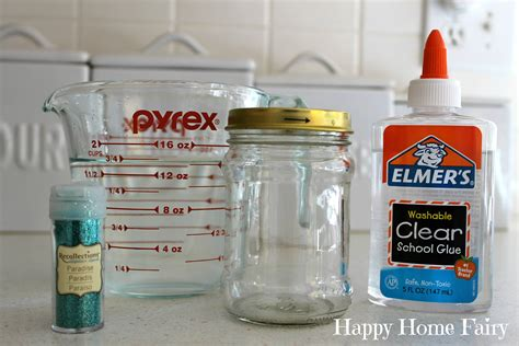 how to use jars the calm down glitter jar happy home fairy