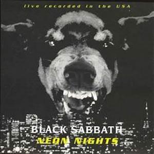 Black Sabbath Neon Nights Bootleg Spirit of Metal