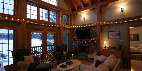 10 Of The Most Cozy Homes You Can Rent This Winter