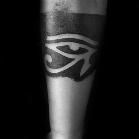 eye  horus tattoo designs  men egyptian