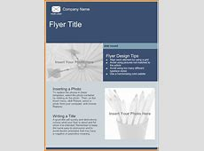 Flyer example Authorization Letter Pdf