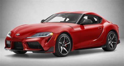 2020 Toyota Supra Vs Toyota Gr Supra Performance Line Trd