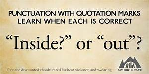 Punctuation wit... Quotation Marks Quotes