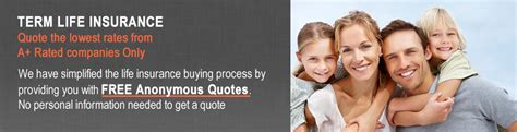 Life insurance companies charge a higher rate for return of premium policies. Find Instant Term Life Insurance Quotes - Equote