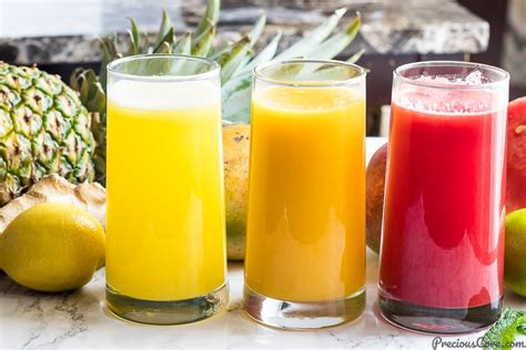 juice healthy recipes core preciouscore