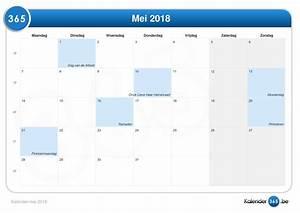 Kalender 18 19 : kalender mei 2018 ~ Jslefanu.com Haus und Dekorationen