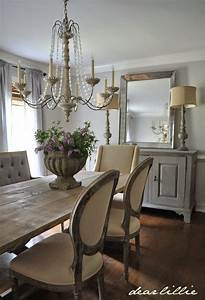 dear lillie our updated dining room with a new farmhouse With rustic chic dining room ideas