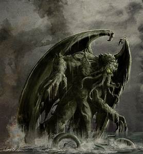 3552 Best Images About Cthulhu Project Mythos Gallery On