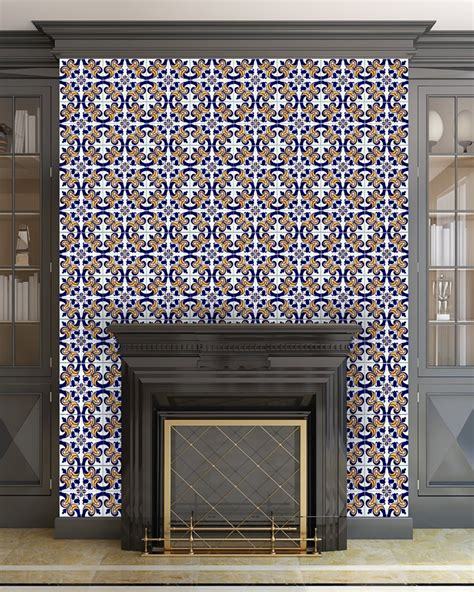 fireplace wall tile fireplace tiles the tile home guide