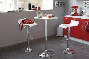 Table Pour Petite Cuisine : petites tables de cuisine en 14 mod les d co gain de place ~ Melissatoandfro.com Idées de Décoration