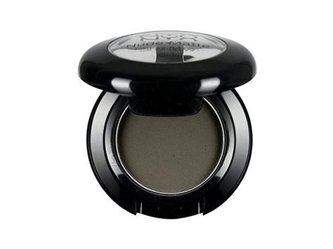 nyx cosmetics nude matte eye shadow nms confession