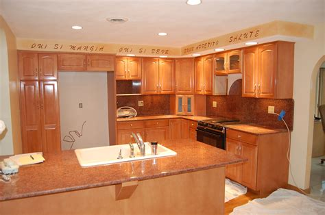 new cabinets or reface classic kitchen cabinet refacing new solid wood cabinet