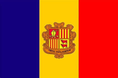 Andorra Flag Pictures